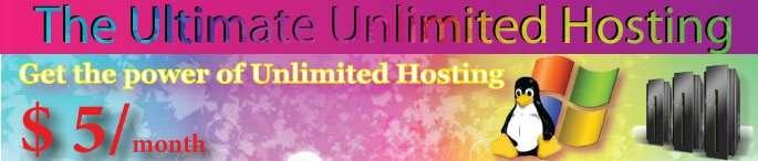 unlimited webhosting windows linux by purpleno