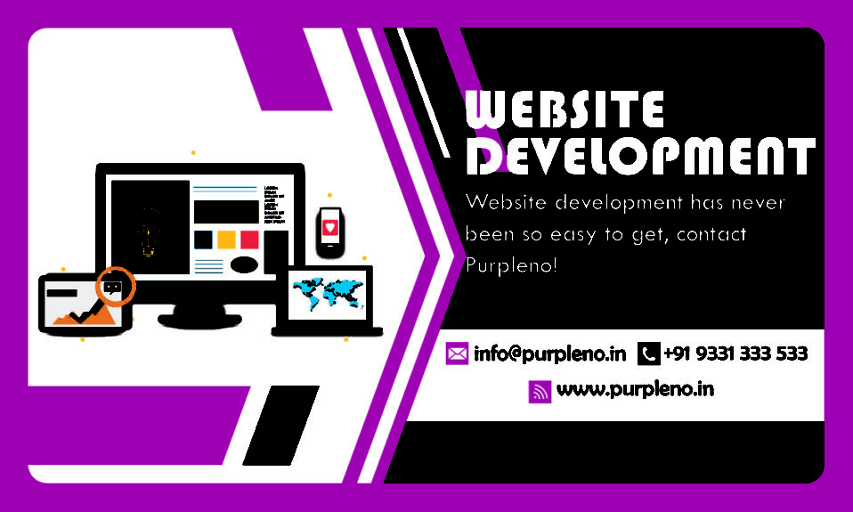 Purpleno Is A Leading Website Development Company In Kolkata Get An Eye Catchy Website For Your Business Purpleno Website Design