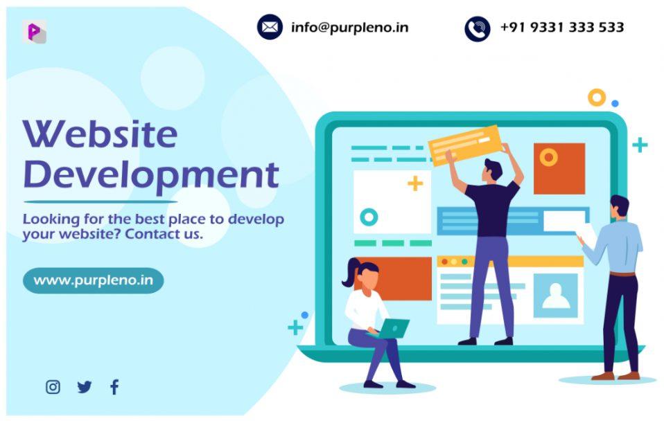website development kolkata