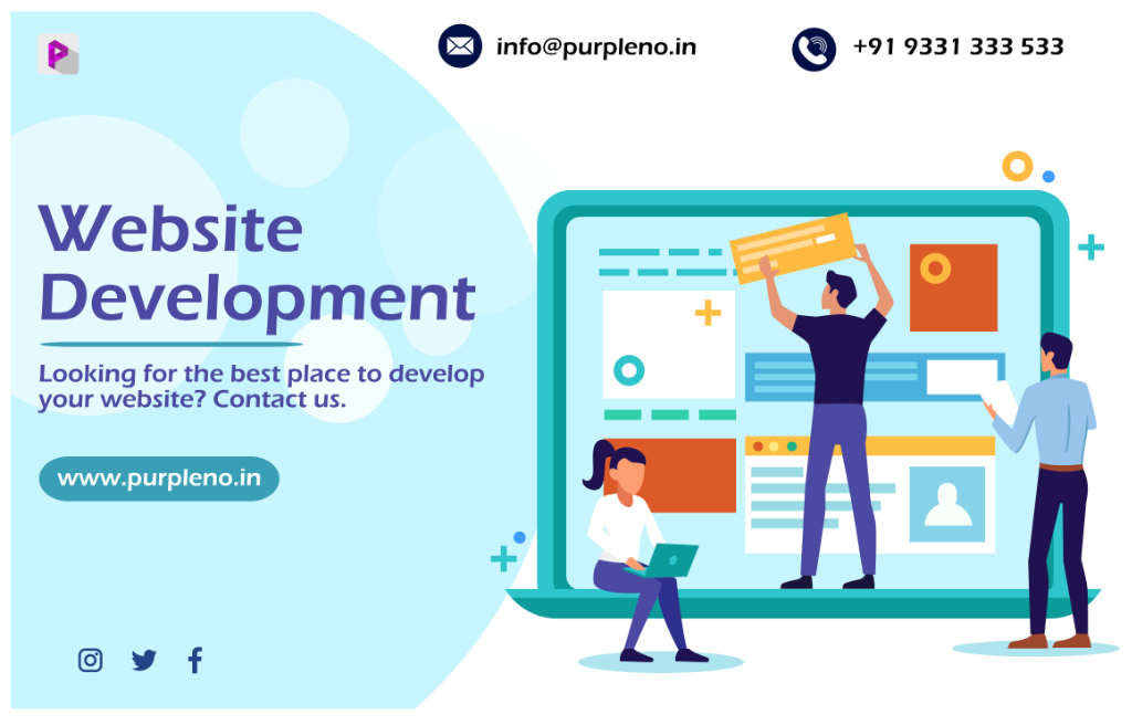 website development kolkata
