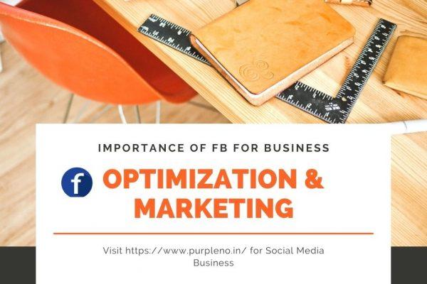 Digital marketing - social media optimization