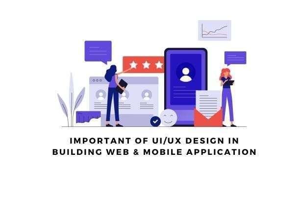 Significance of UX Ui Design in web developments